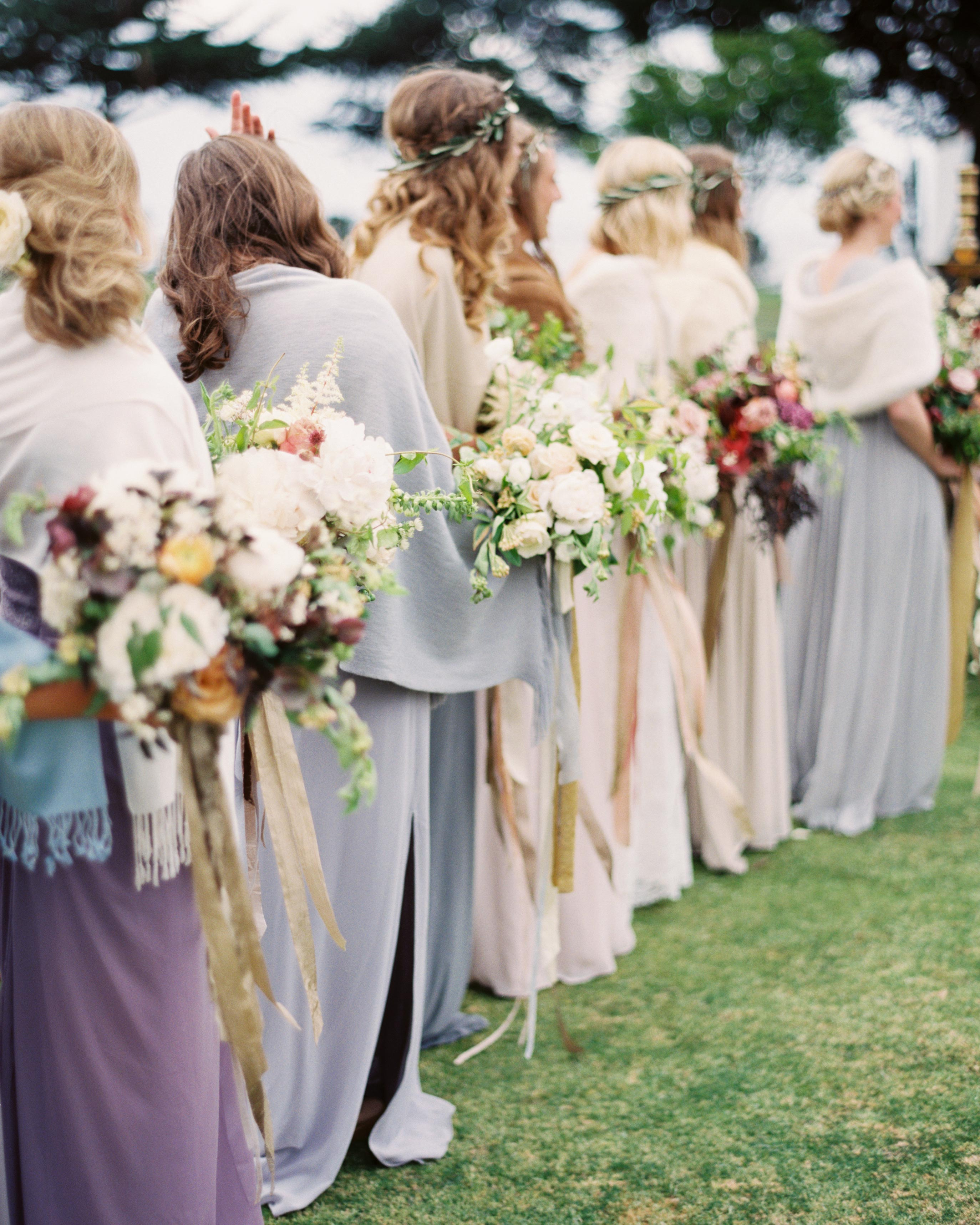 Dress Your Bridesmaids Right