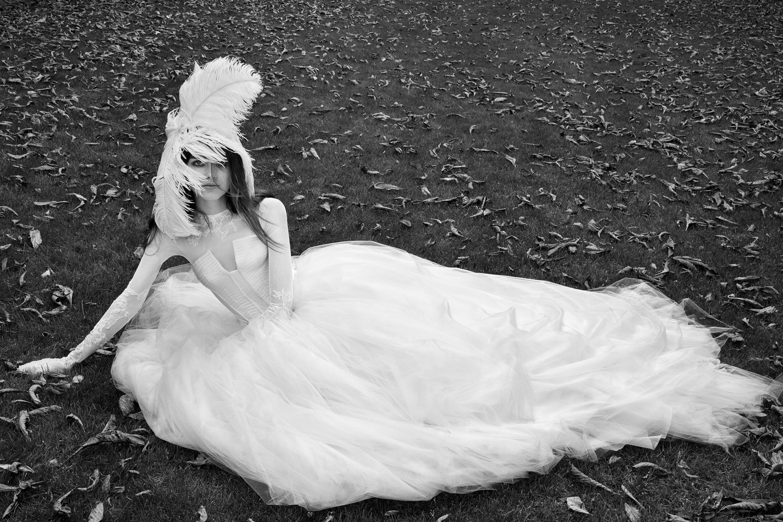 vera wang fall 2018 long sleeve lace wedding dress
