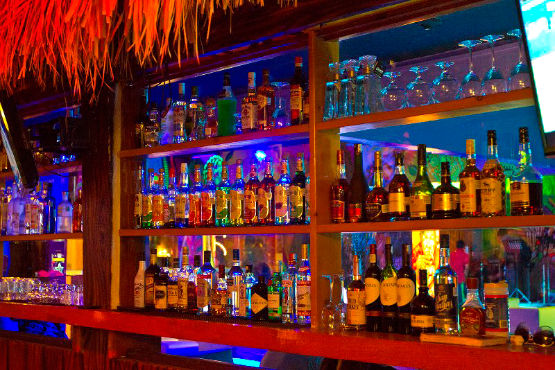 Where to Party: Bar Crawl