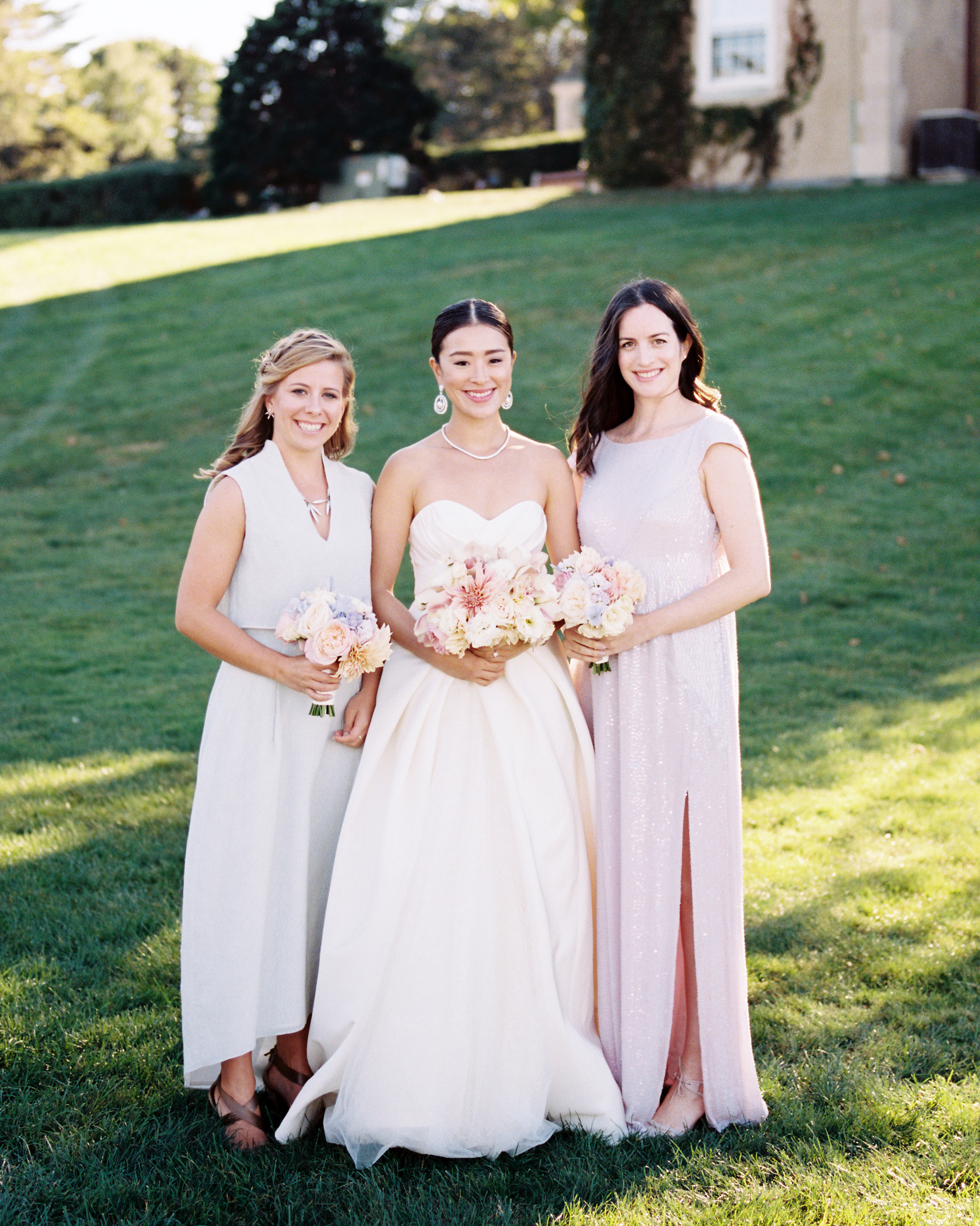 katherine jim wedding bridesmaids