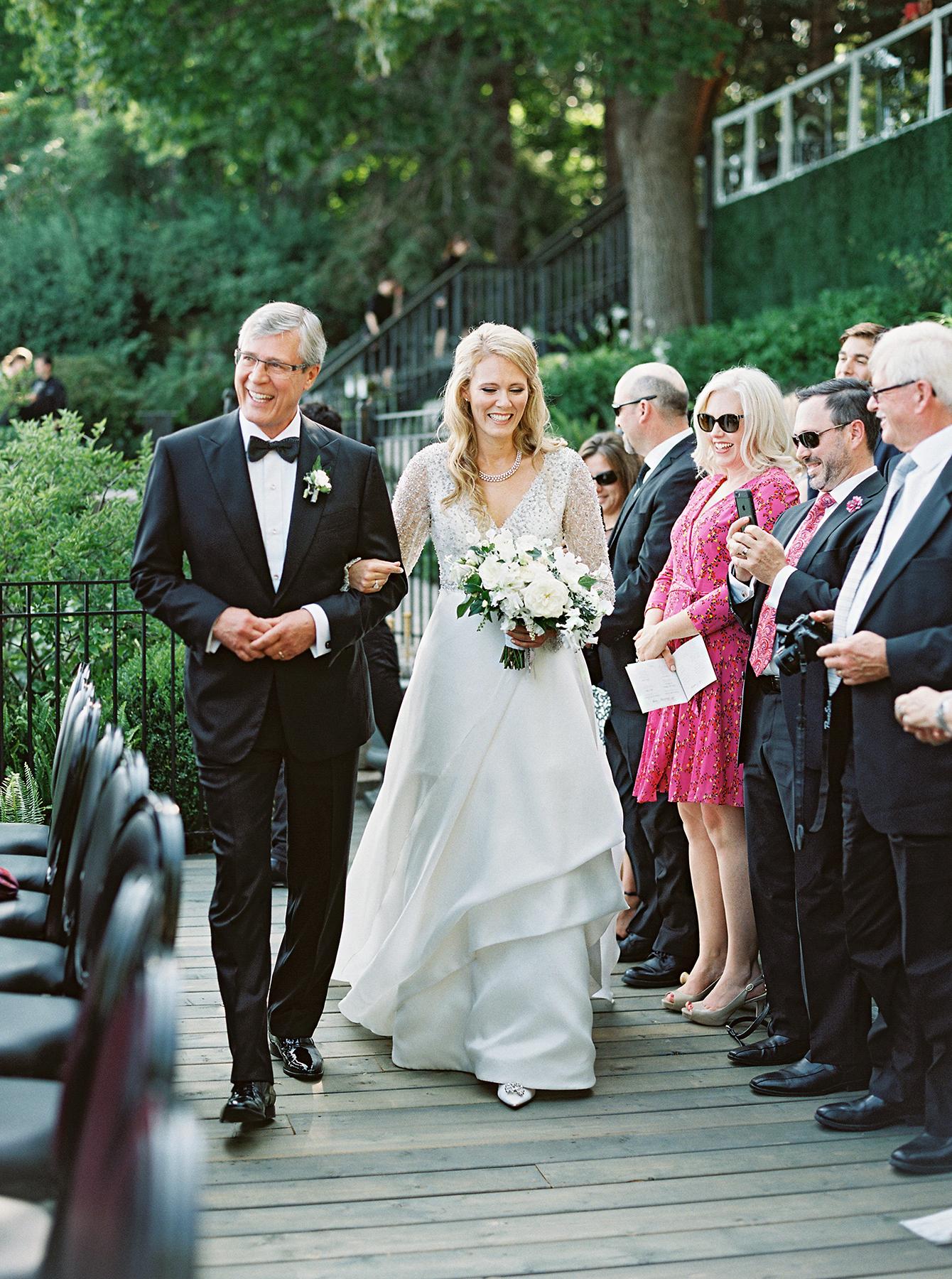stephanie matt wedding processional