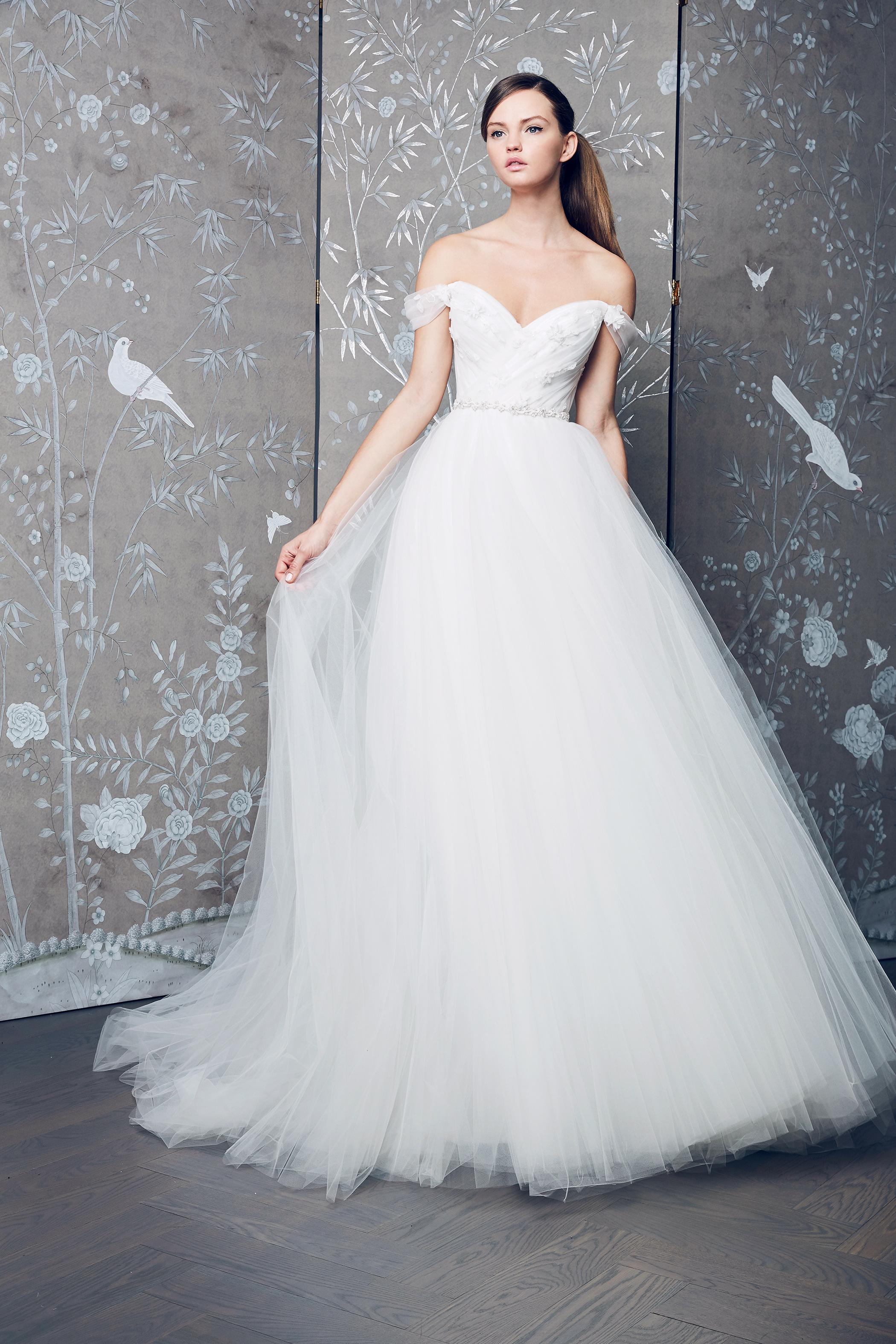 Legends Romona Keveza Strapless Sweetheart Wedding Dress Fall 2018
