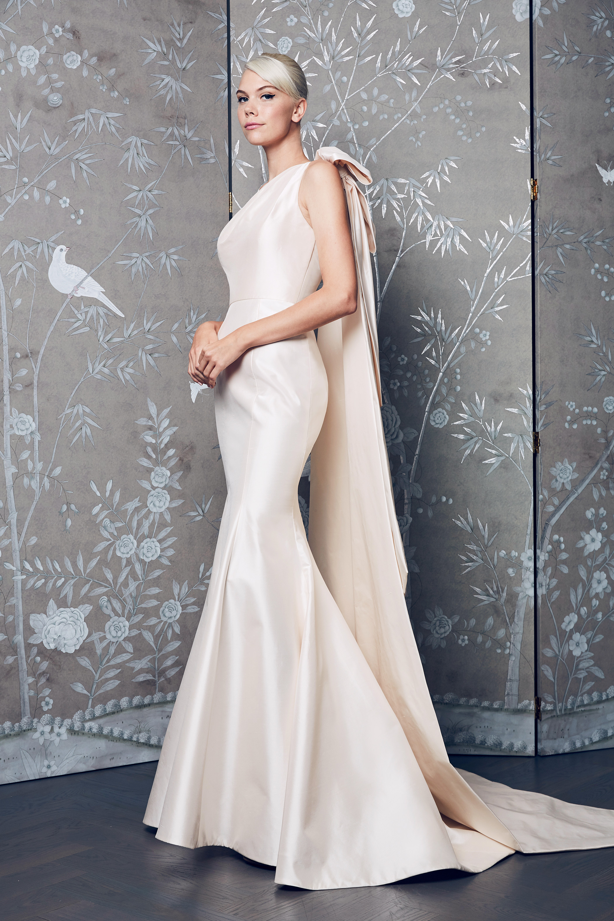 Legends Romona Keveza Mermaid Wedding Dress Fall 2018