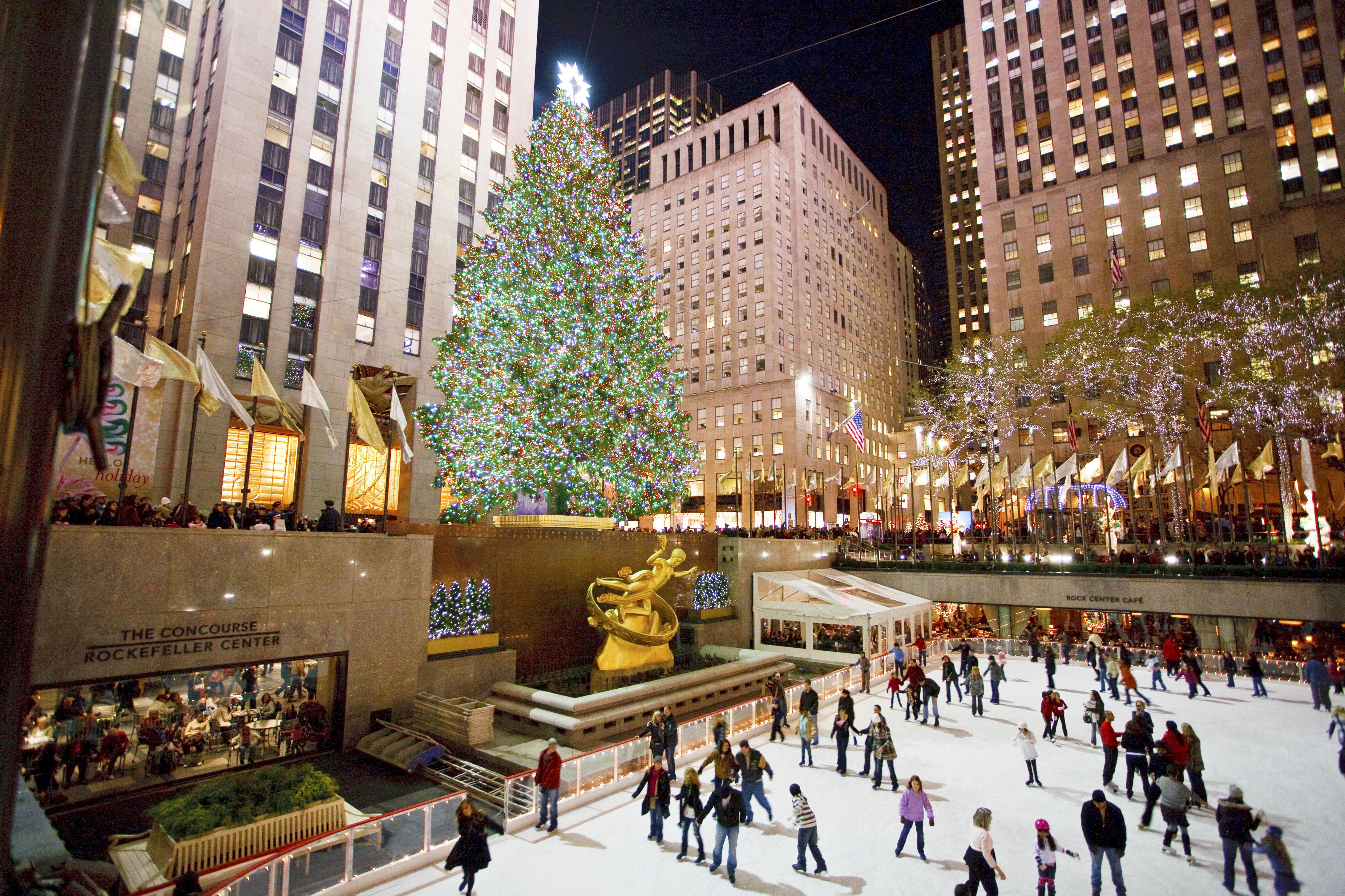 christmas new york city