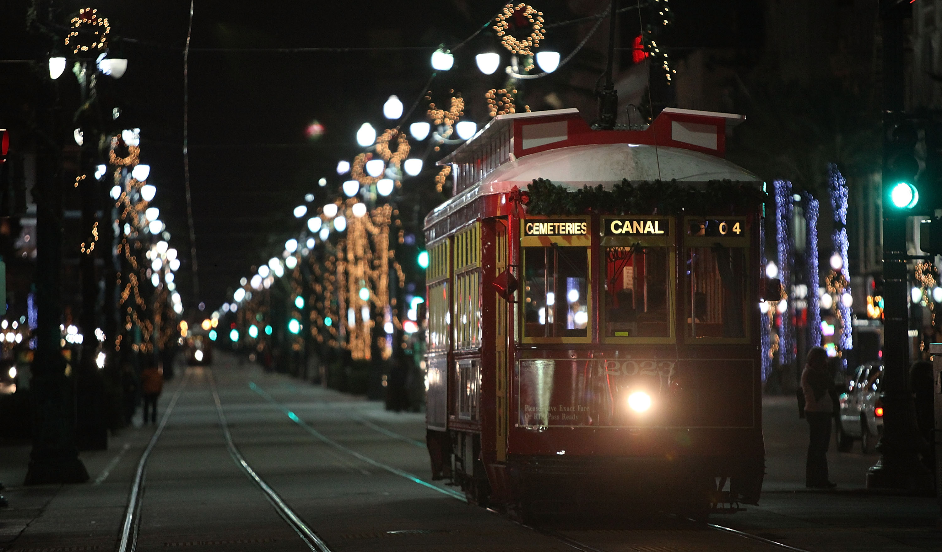 christmas new orleans