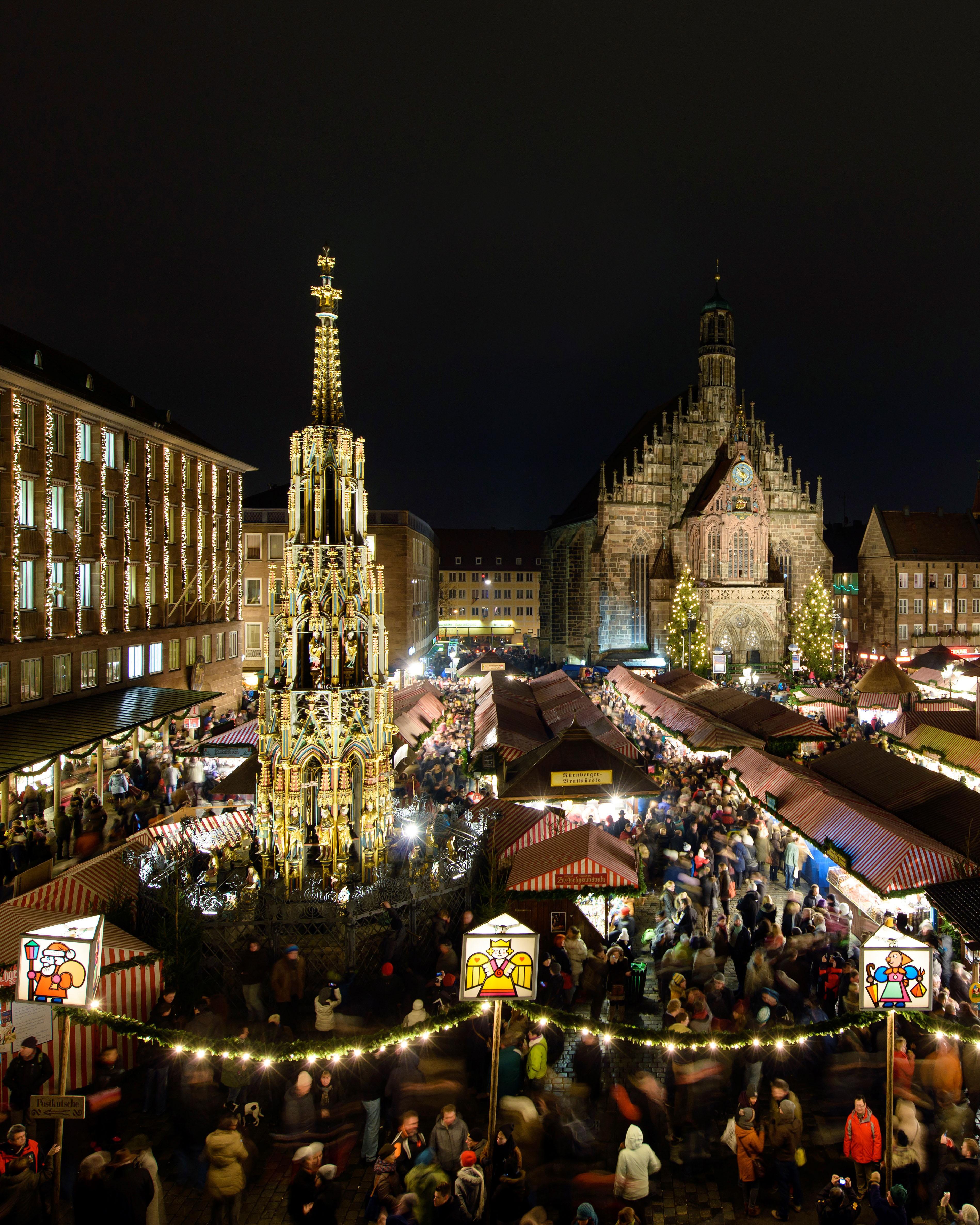 christmas nuremberg