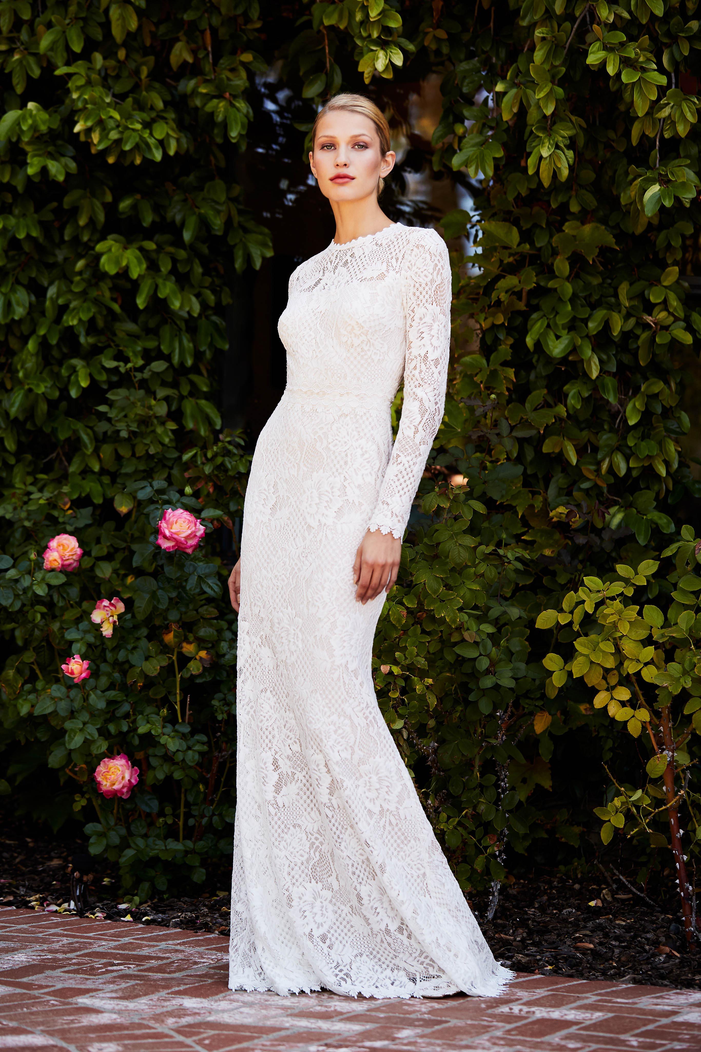 Tadashi Shoji Wedding.Tadashi Shoji Fall 2018 Wedding Dress Collection Martha