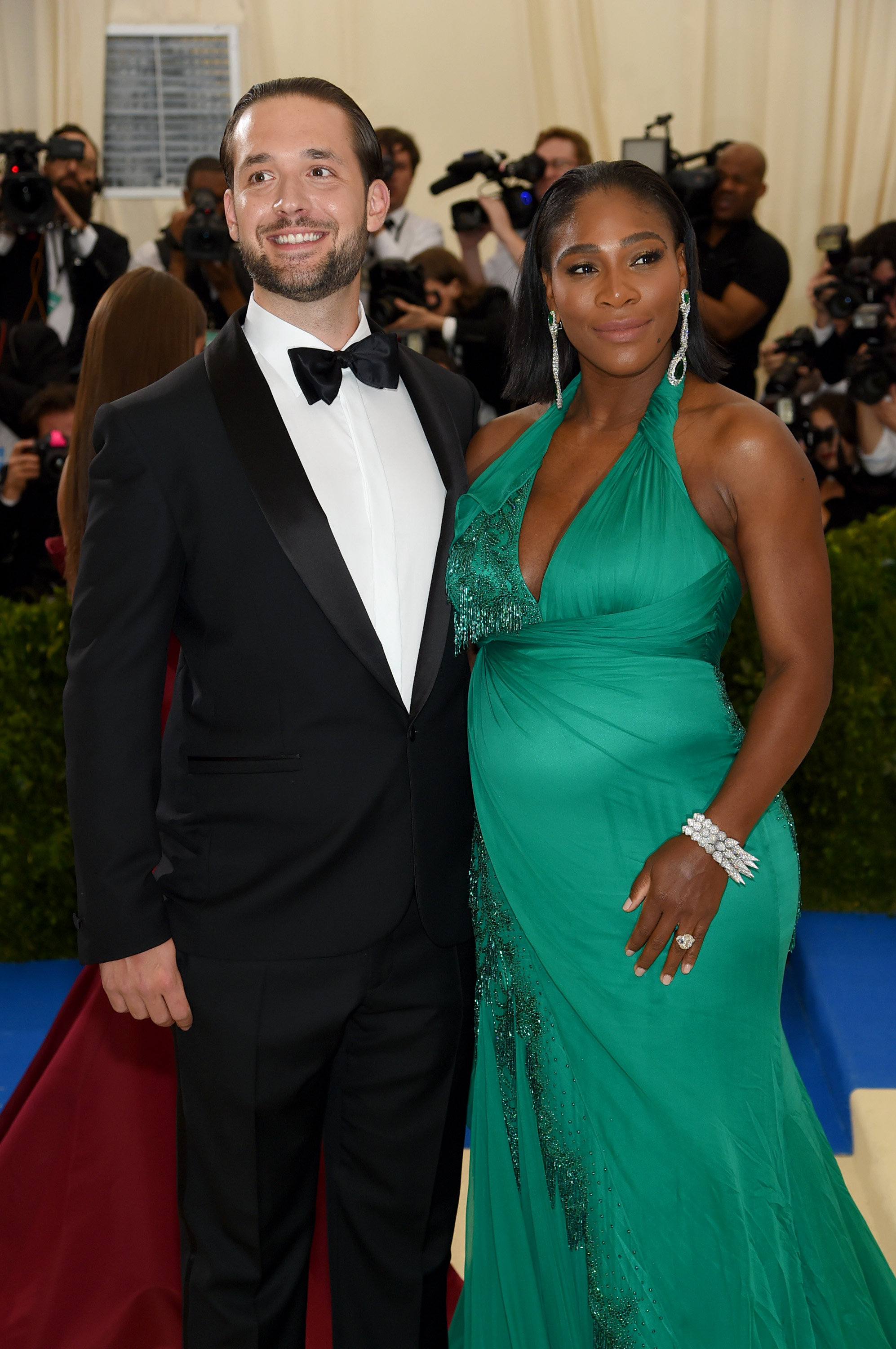 Serena Williams Says Alexis Ohanian Makes Married Life  Really Fun