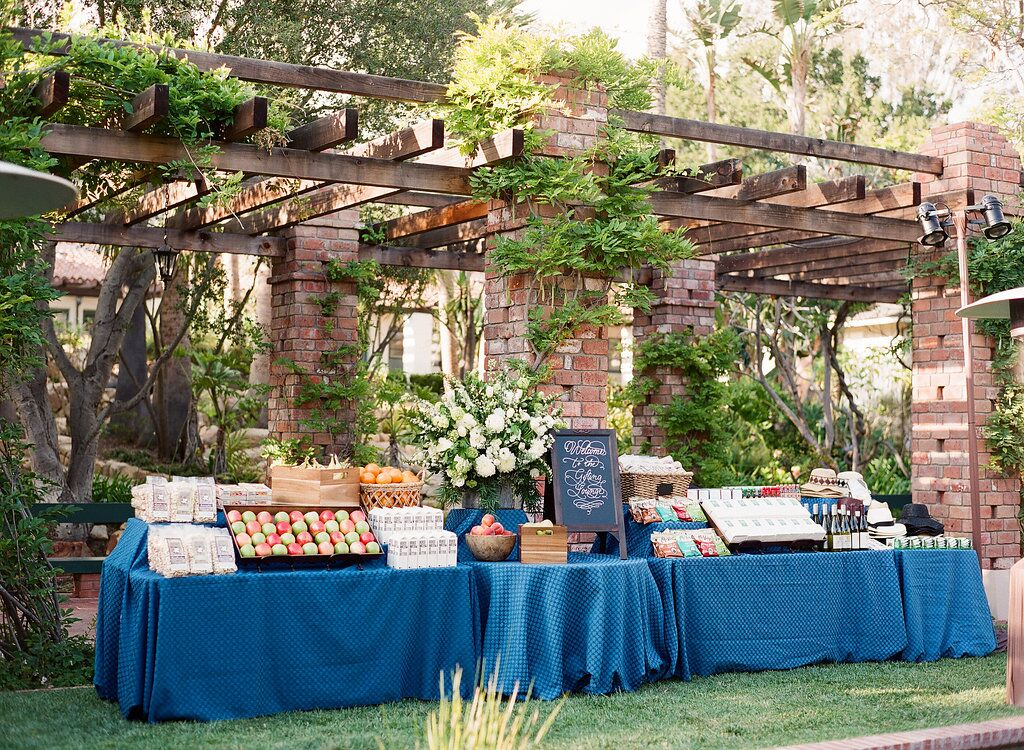 Everything You Need to Know to Pull Off a Wedding Gift Lounge