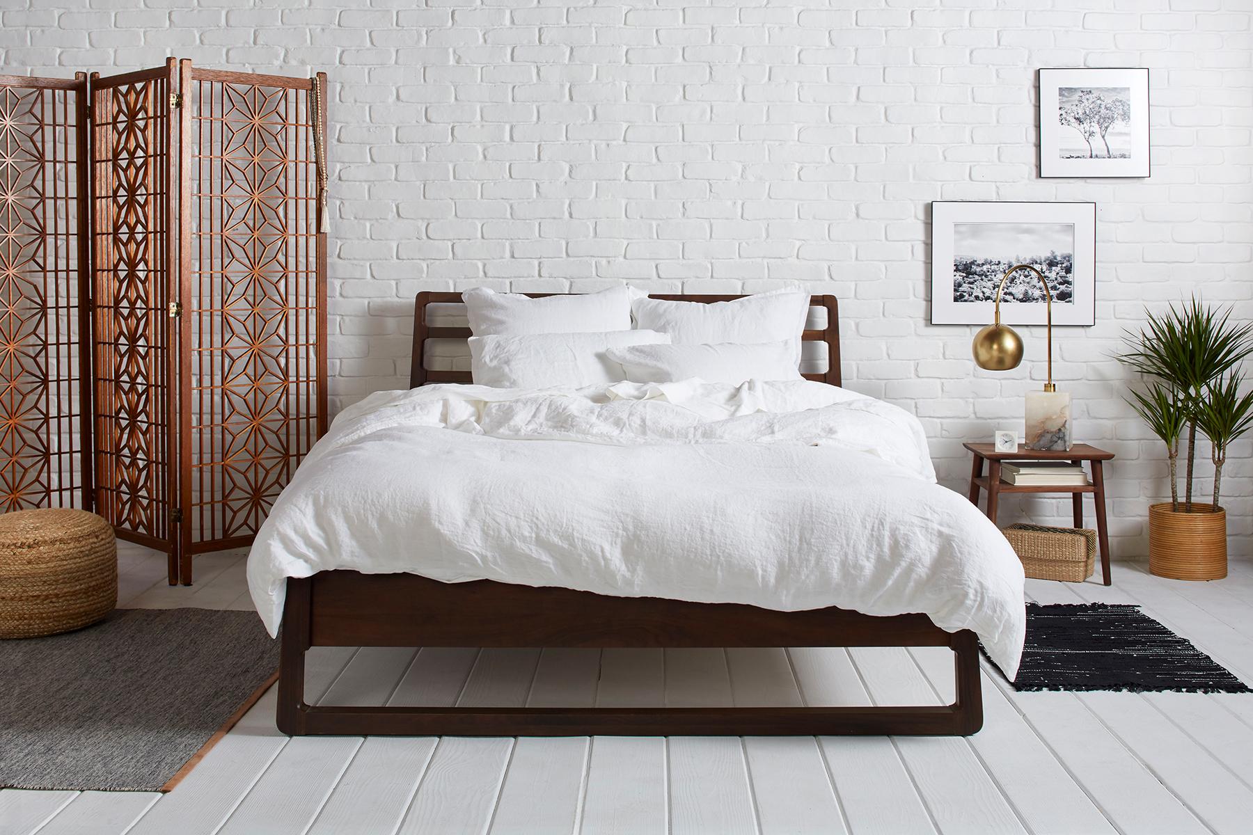 Parachute White Bedding