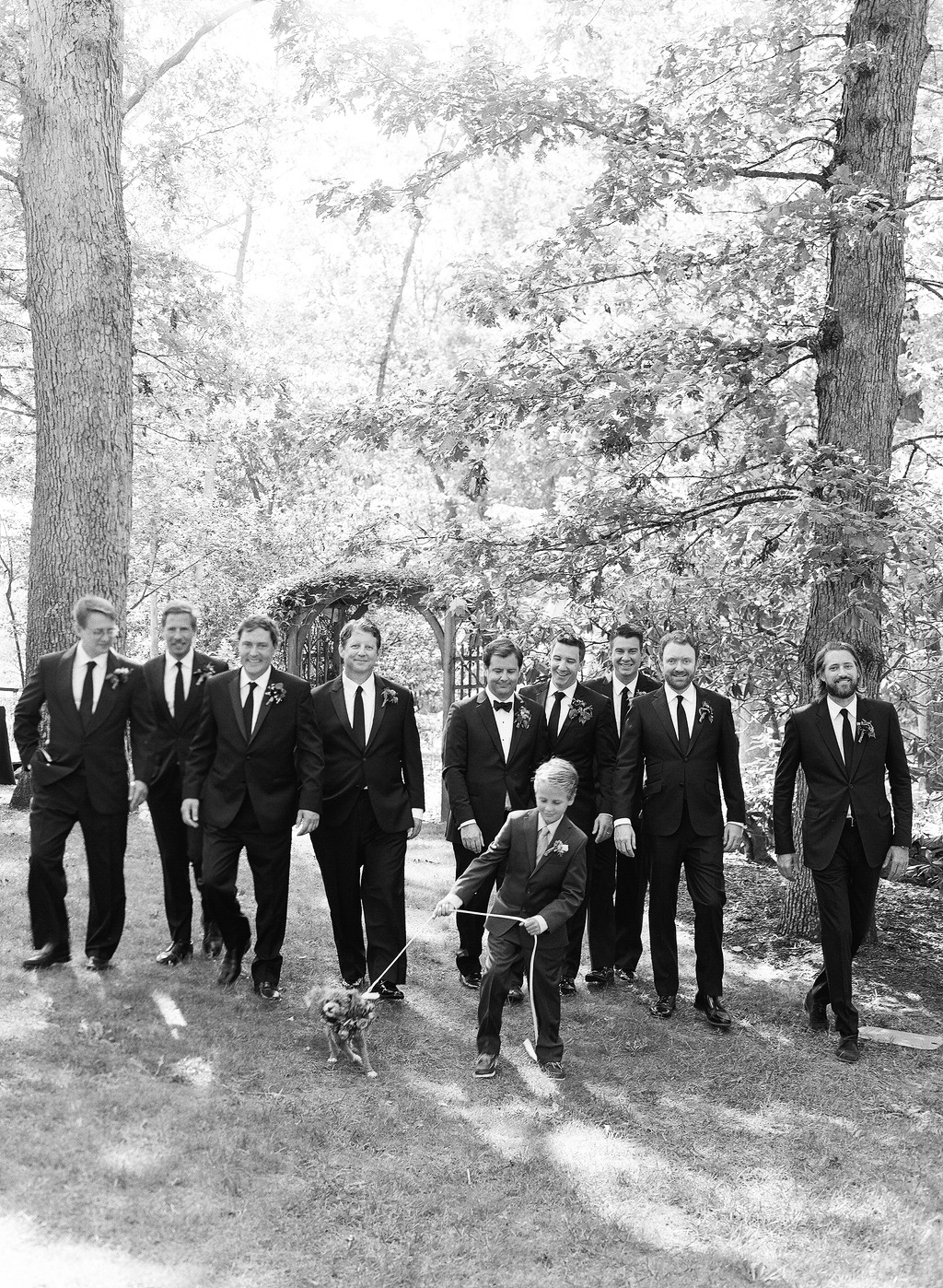 All the Groom's Men