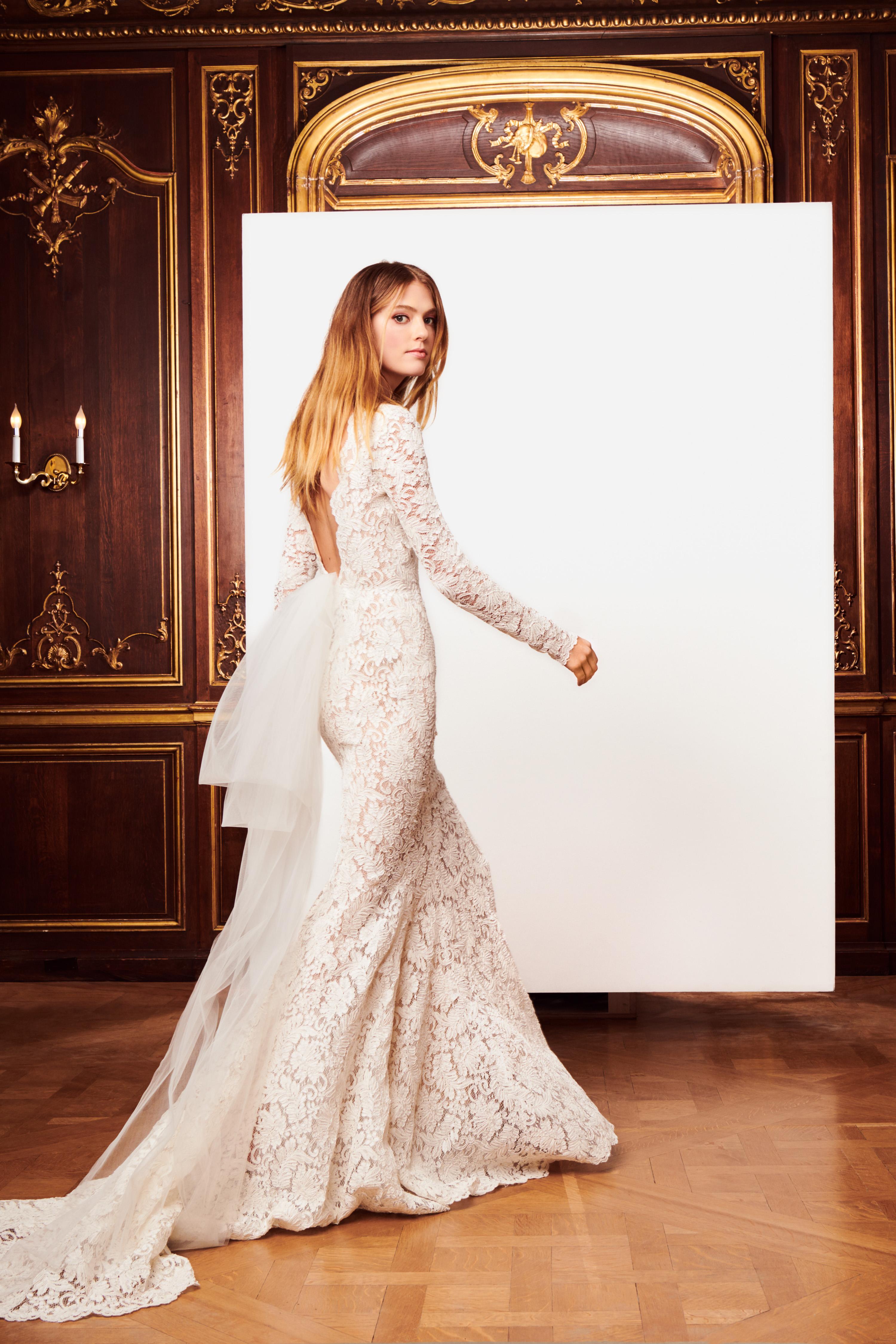 Oscar De La Renta Wedding Dresses.Oscar De La Renta Fall 2018 Wedding Dress Collection