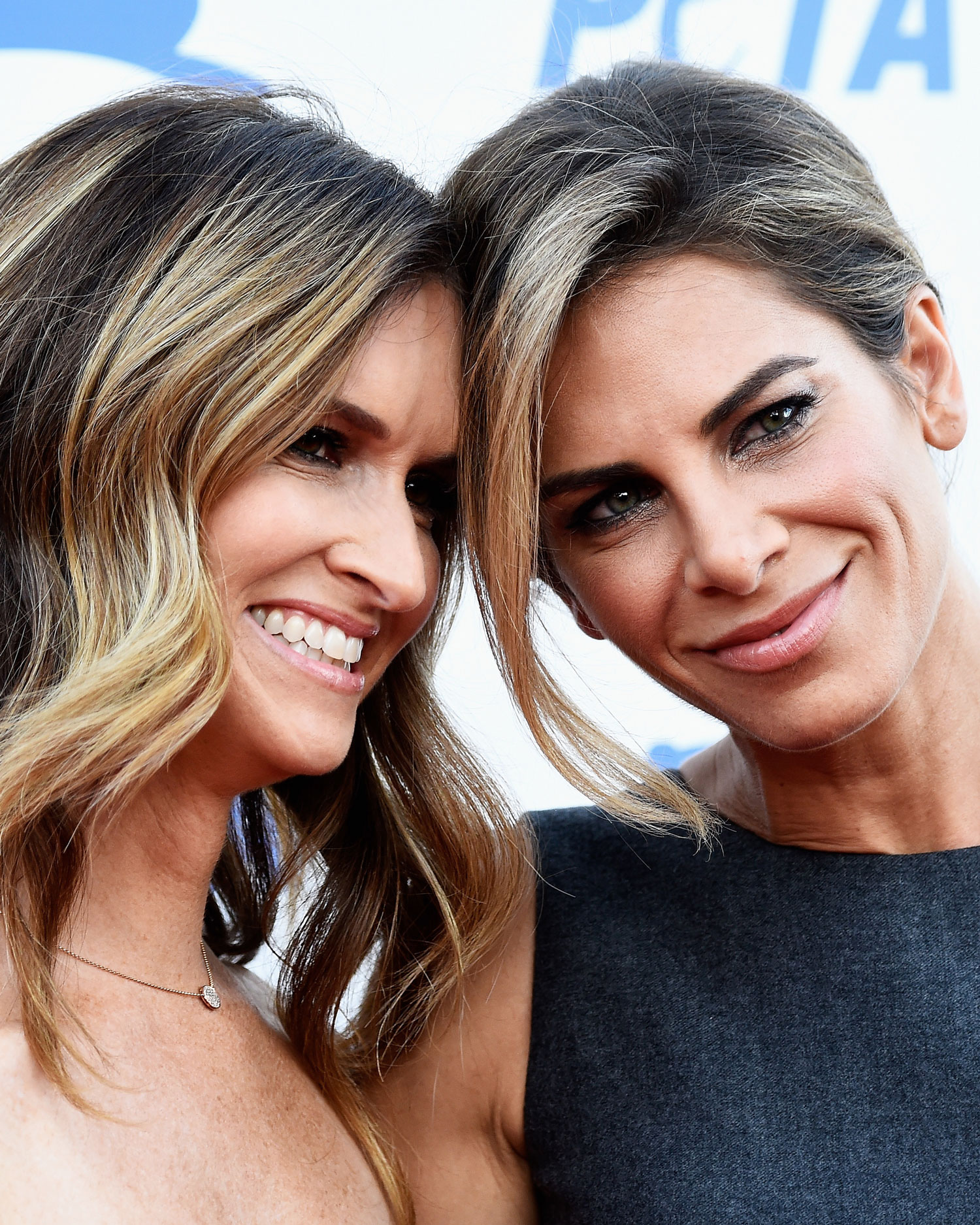 Jillian Michaels and Heidi Rhoades