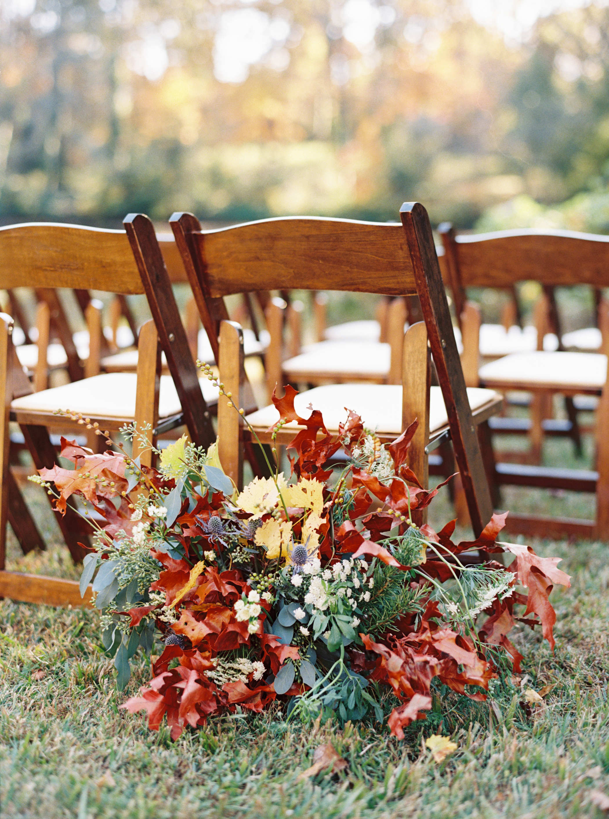 36 Ways to Use Leaves Throughout Your Wedding | Martha Stewart Weddings