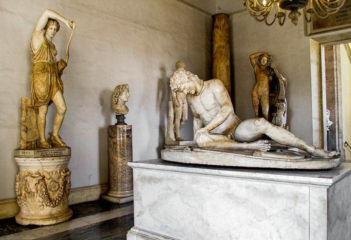 rome activities musei capitolini