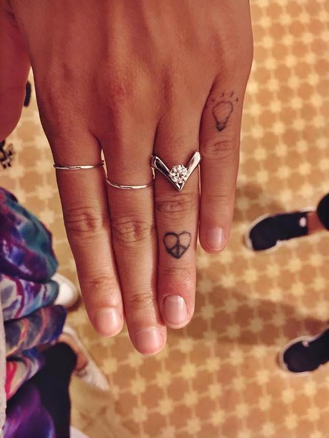 christina perri engagement ring