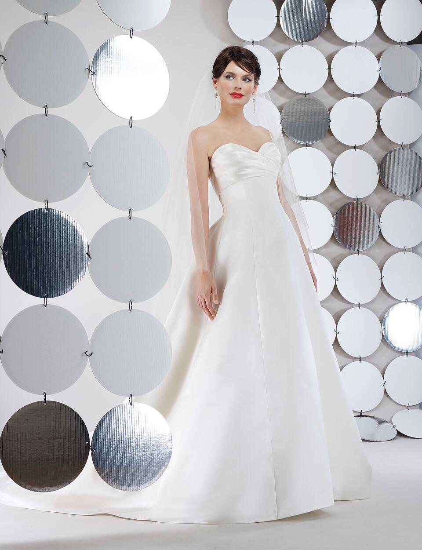 steven birnbaum bridal wedding dress fall 2018 sweetheart a line