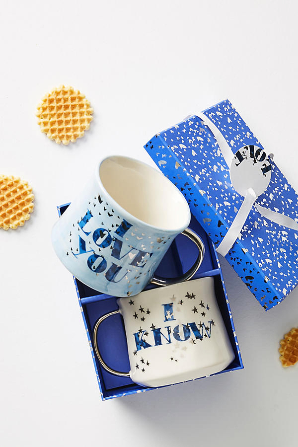first married holiday gift guide anthropologie mugs