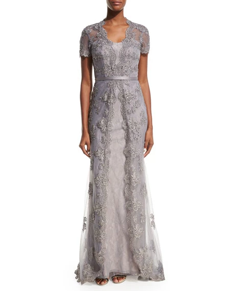 La Femme Mother of the Bride Dress