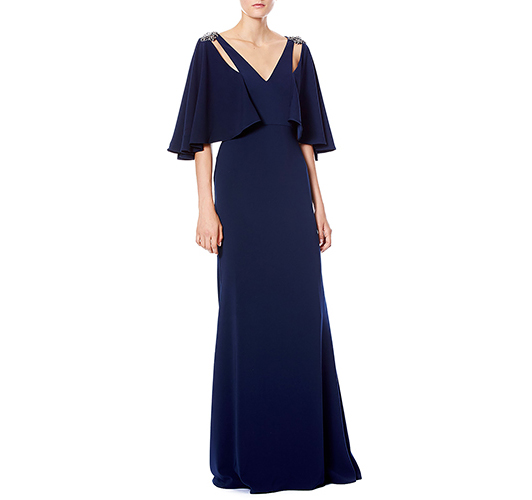 mother of the bride dresses shrugs badgley mischka