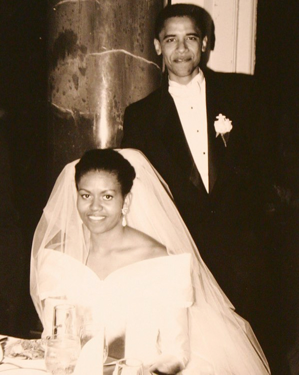 #1 Happy Anniversary Barack and Michelle!