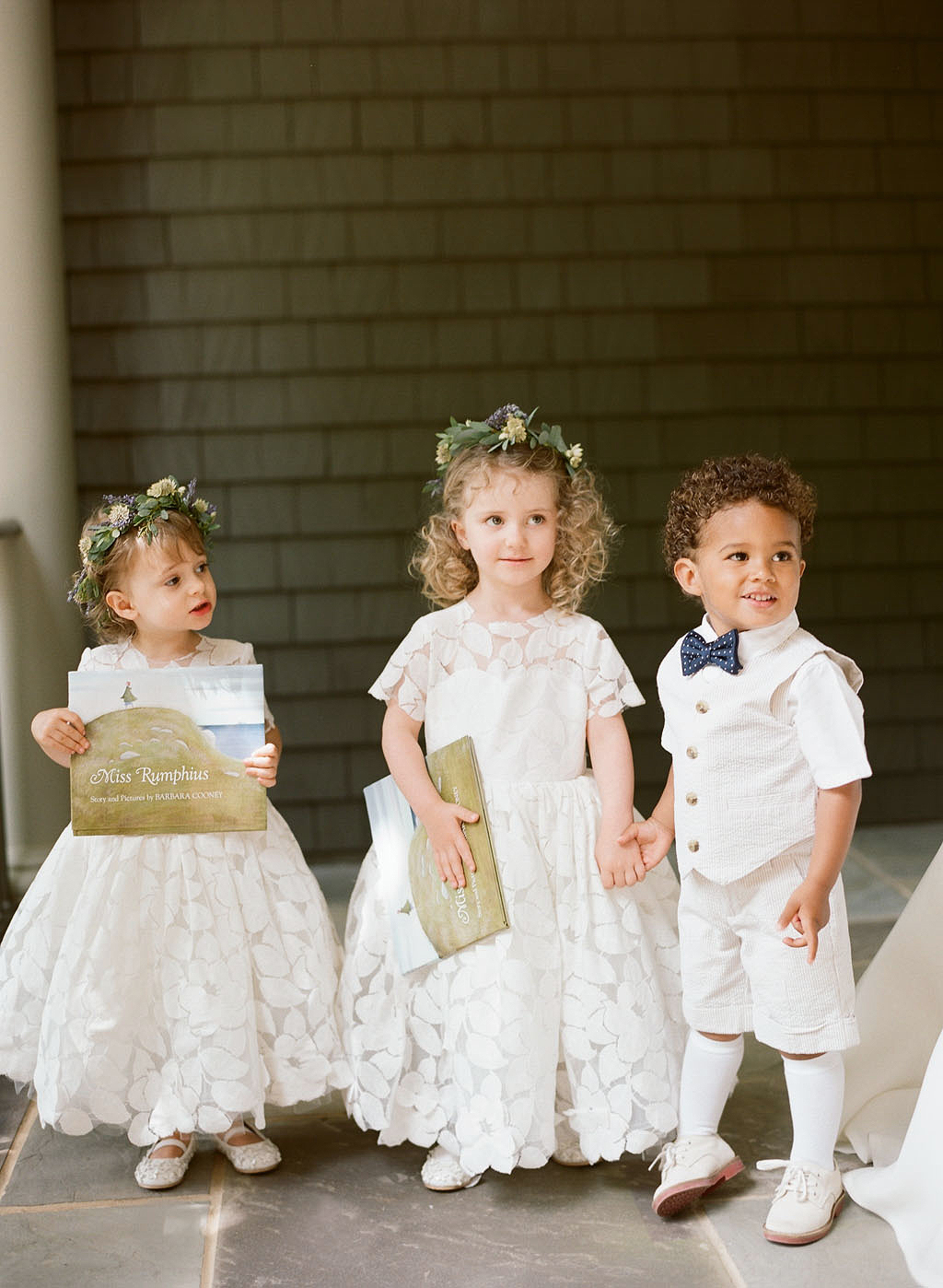 dc flower girls ring bearer