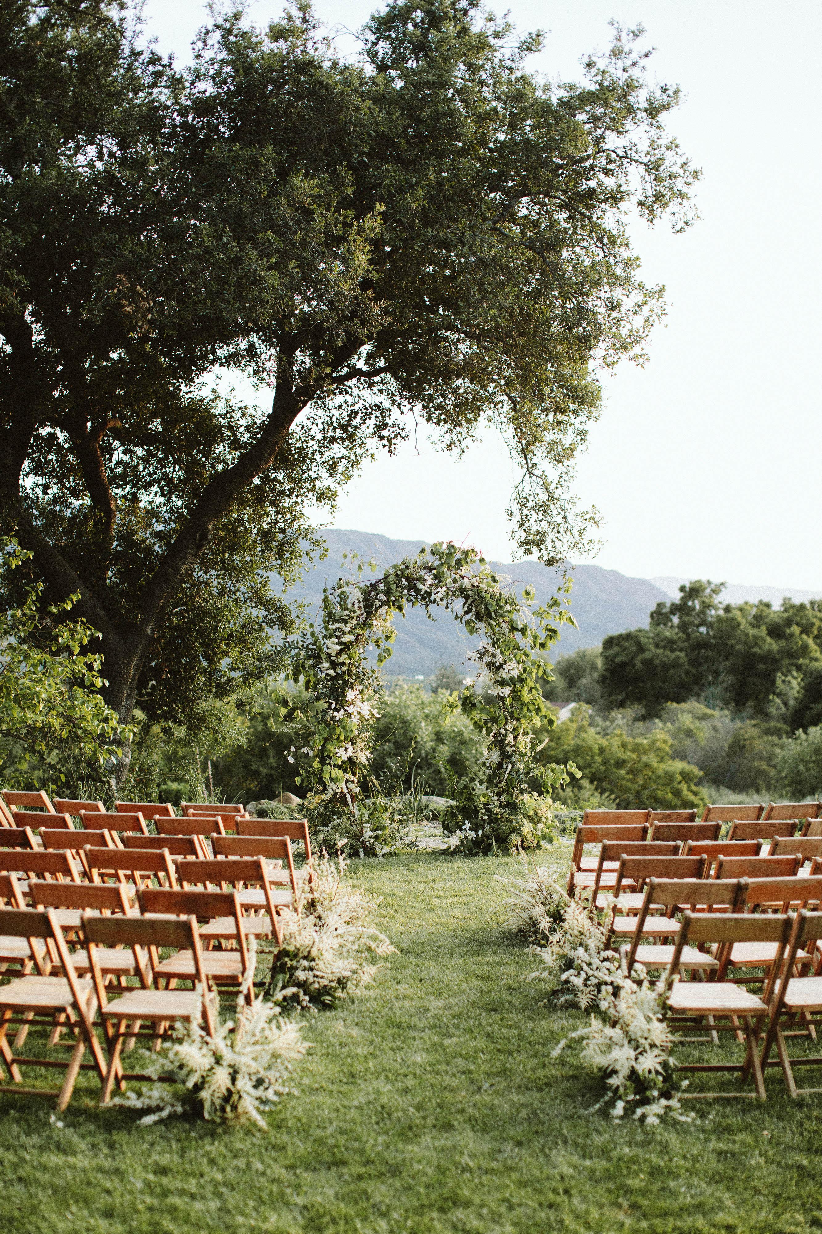 eliza peter wedding ceremony site