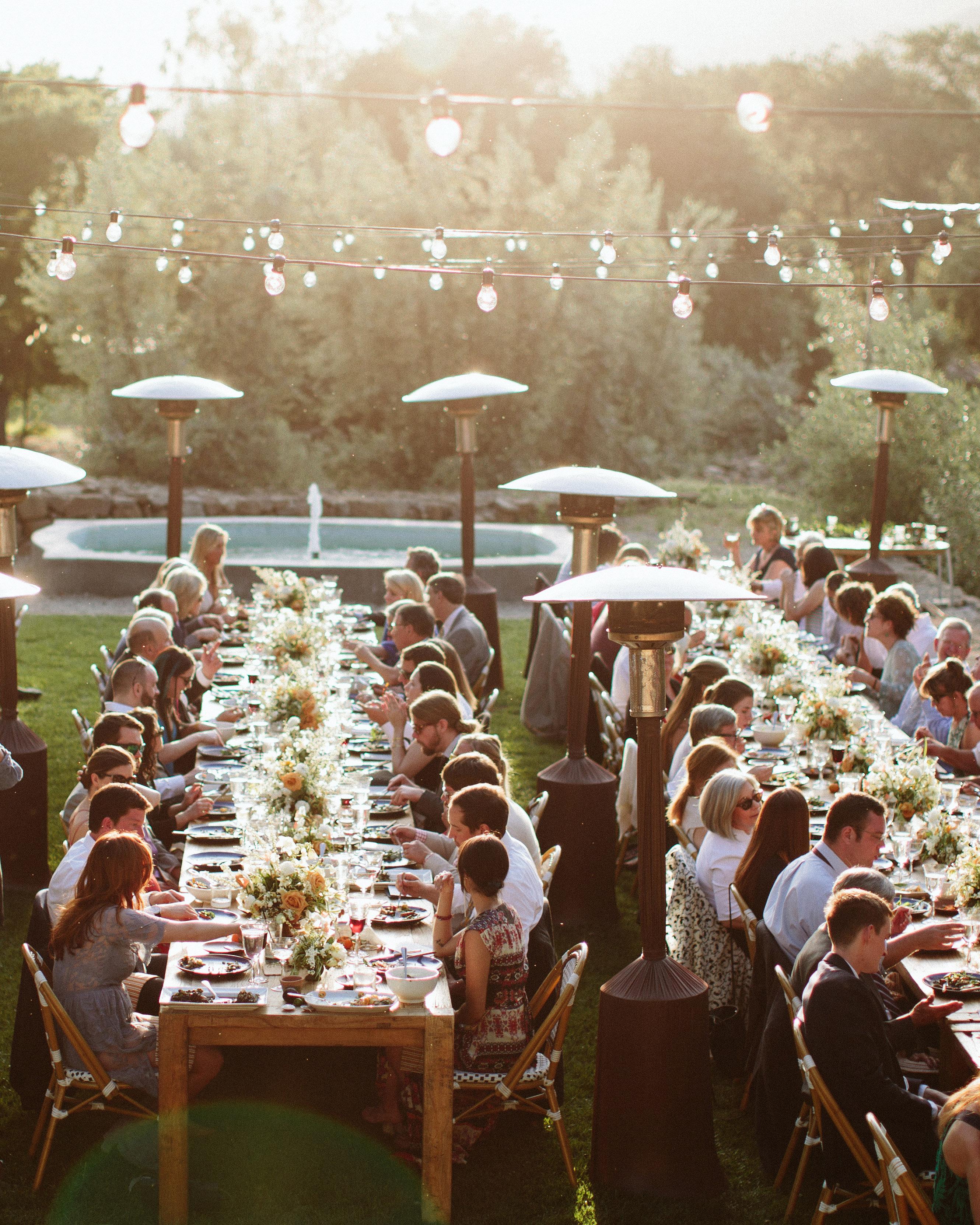 eliza peter wedding reception