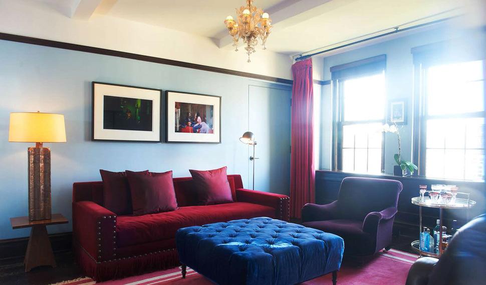 gramercy park hotel lounge
