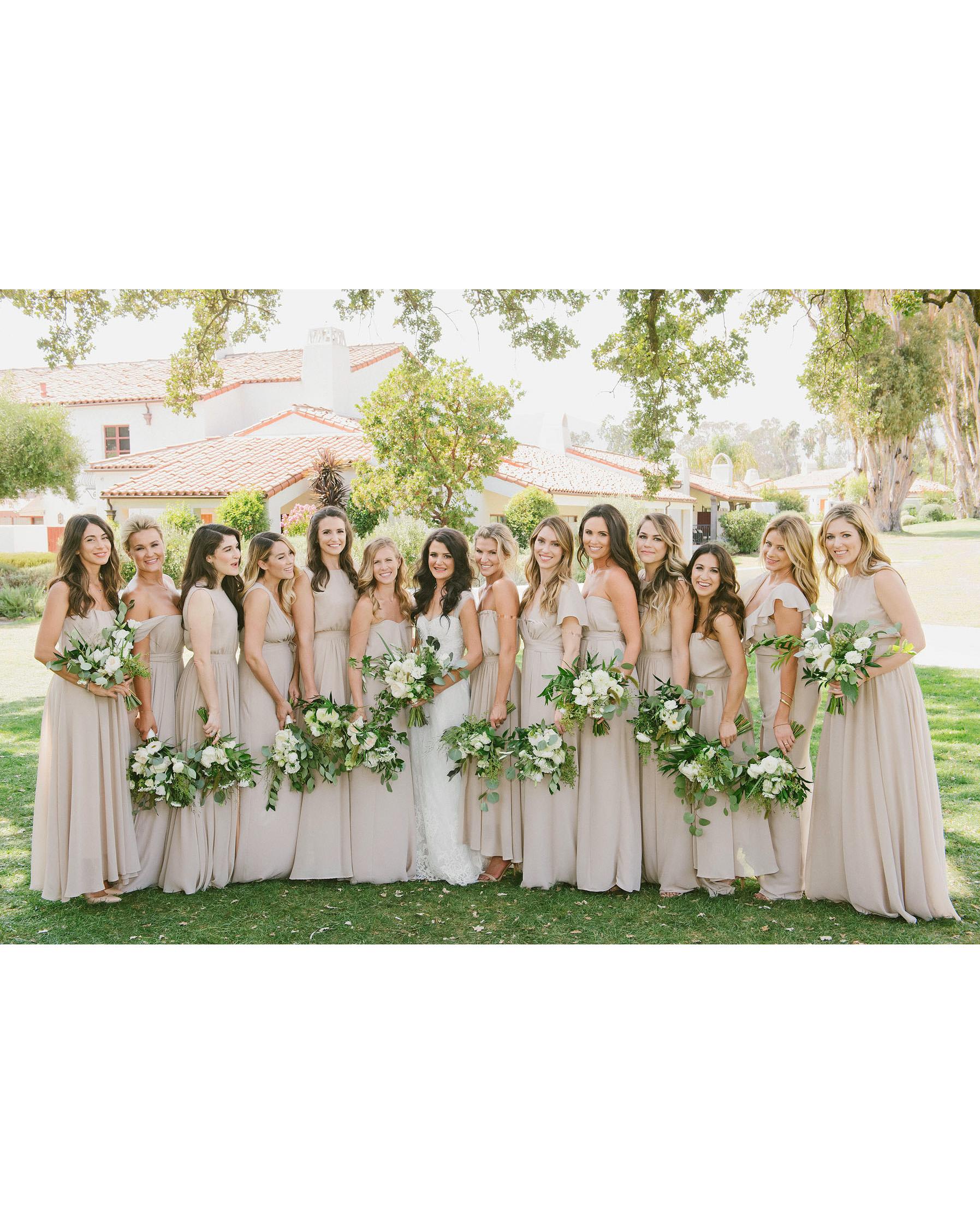 cassandra ben wedding california bridesmaids