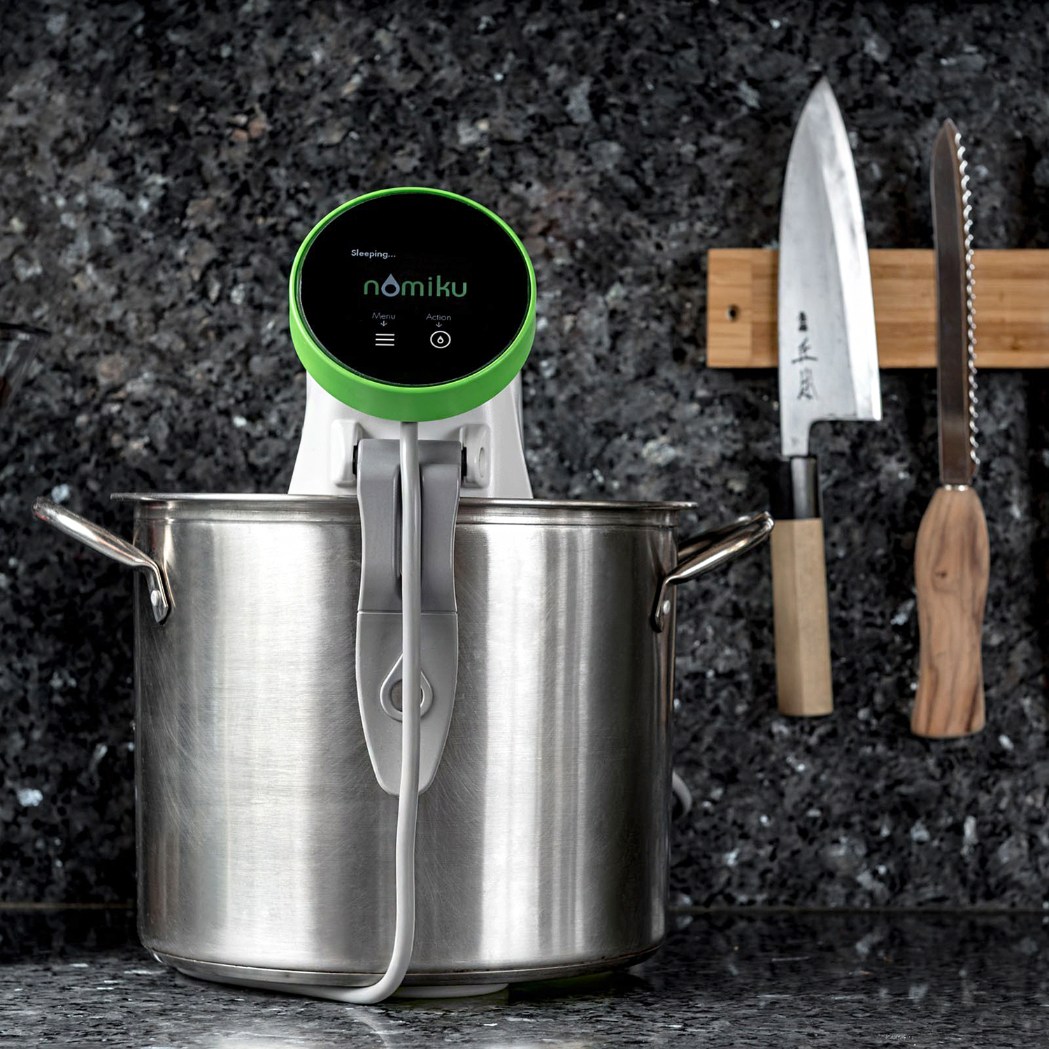 Nomiku Wifi Sous Vide Immersion Circulator