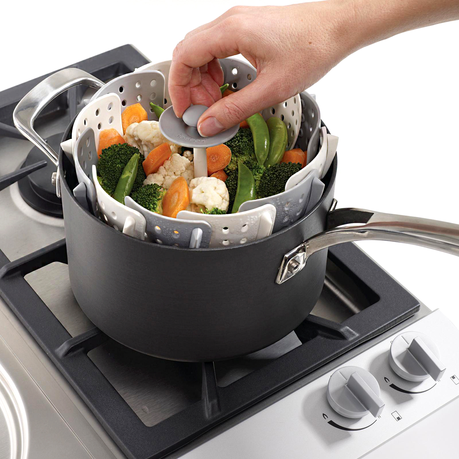 Joseph Joseph Lotus Steamer Plus