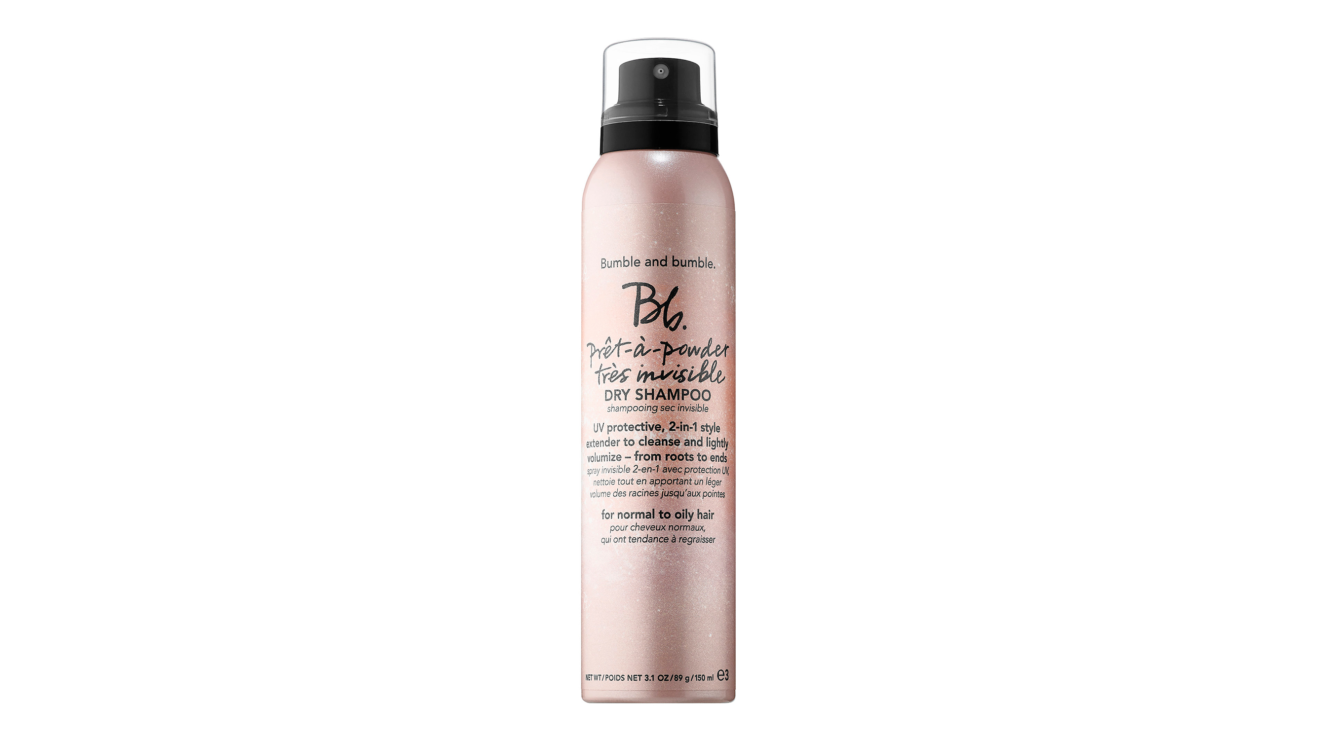 Bb. Pret-a-Powder Tres Invisible Dry Shampoo