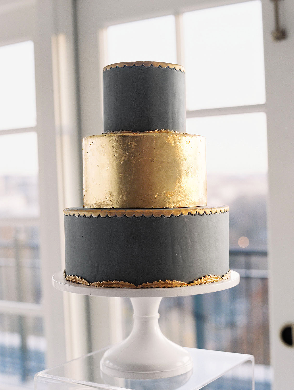 celina rob wedding virginia cake