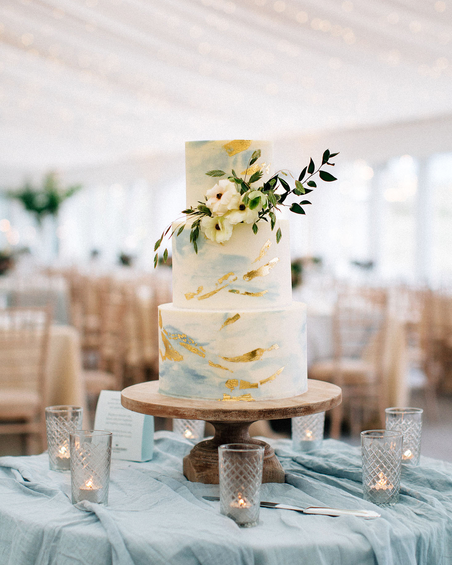 An Inspired Cake