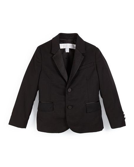 black ring bearer jacket