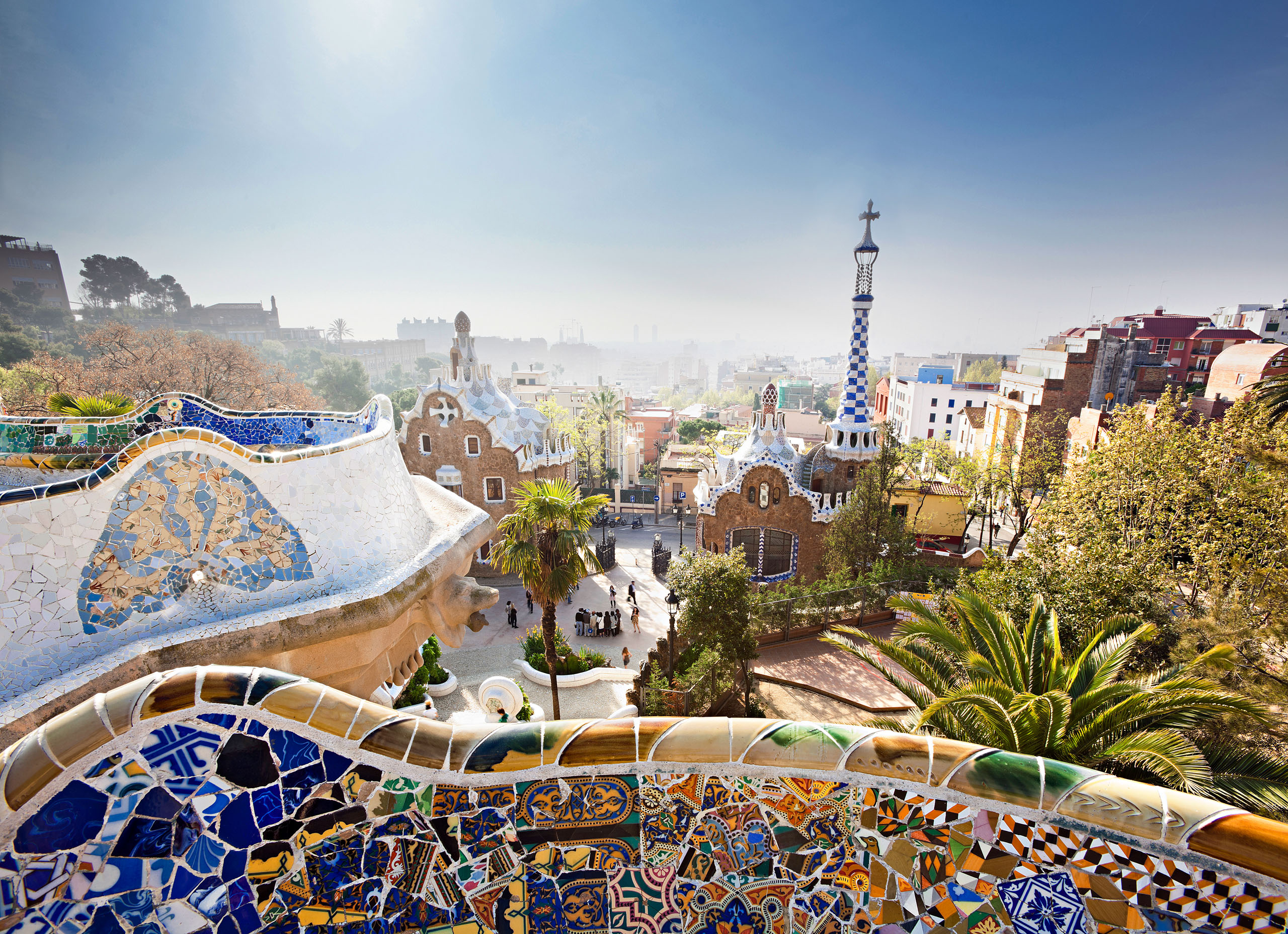 The Honeymooner's Guide to Barcelona