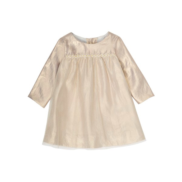 long sleeve flower girl dresses bonpoint