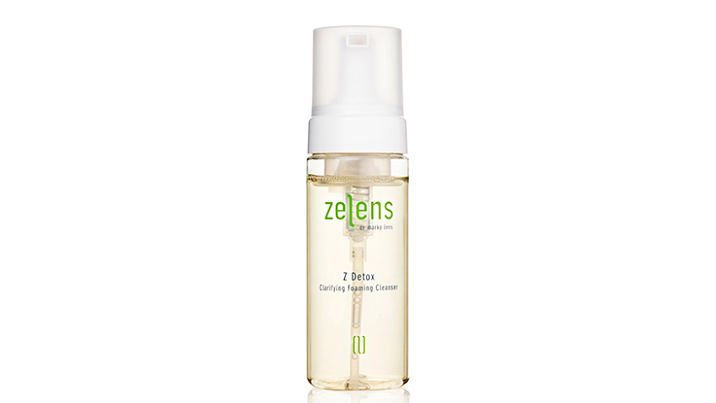 zelens z detox clarifying foaming cleanser