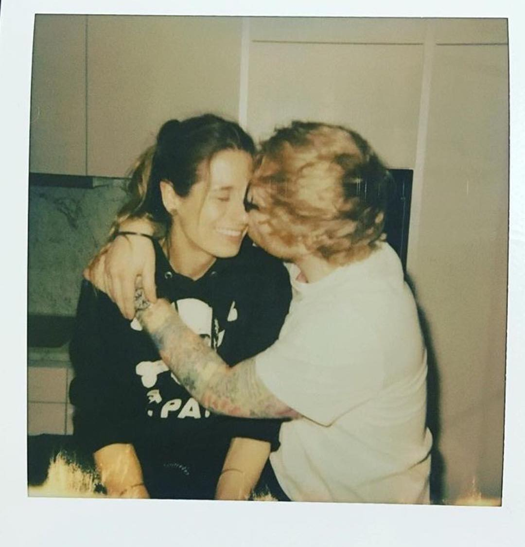 Ed Sheeran Finally Confirmed His Marriage to Cherry Seaborn
