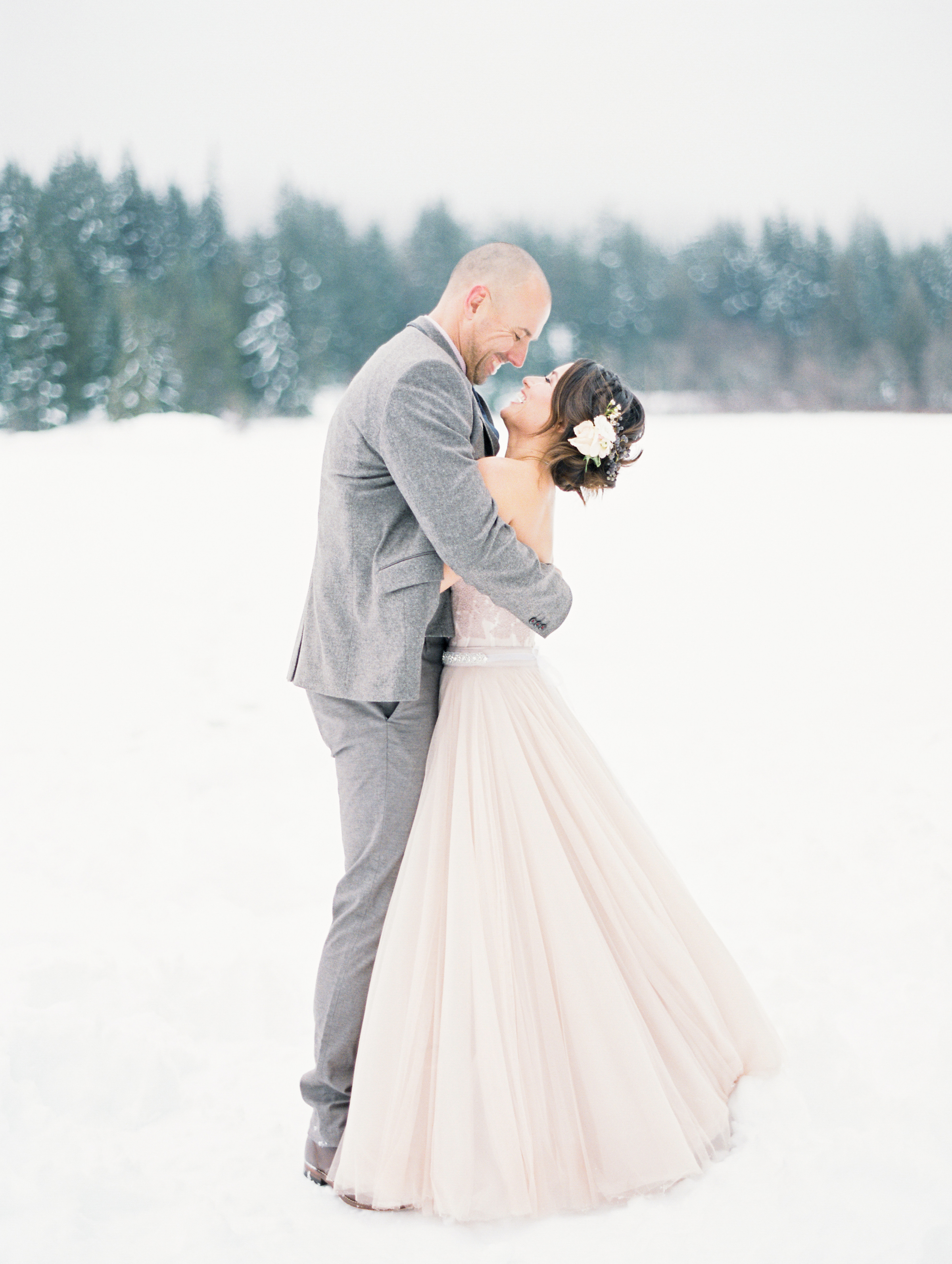 Can You Have an Outdoor Ceremony During the Winter?