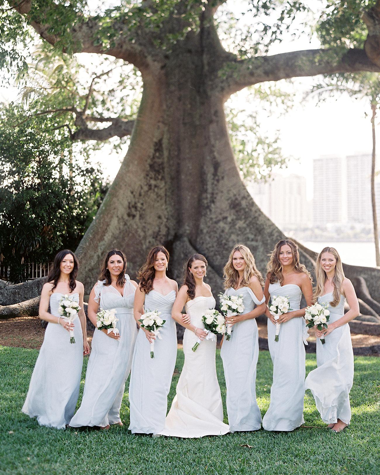 cat denis wedding bridesmaids