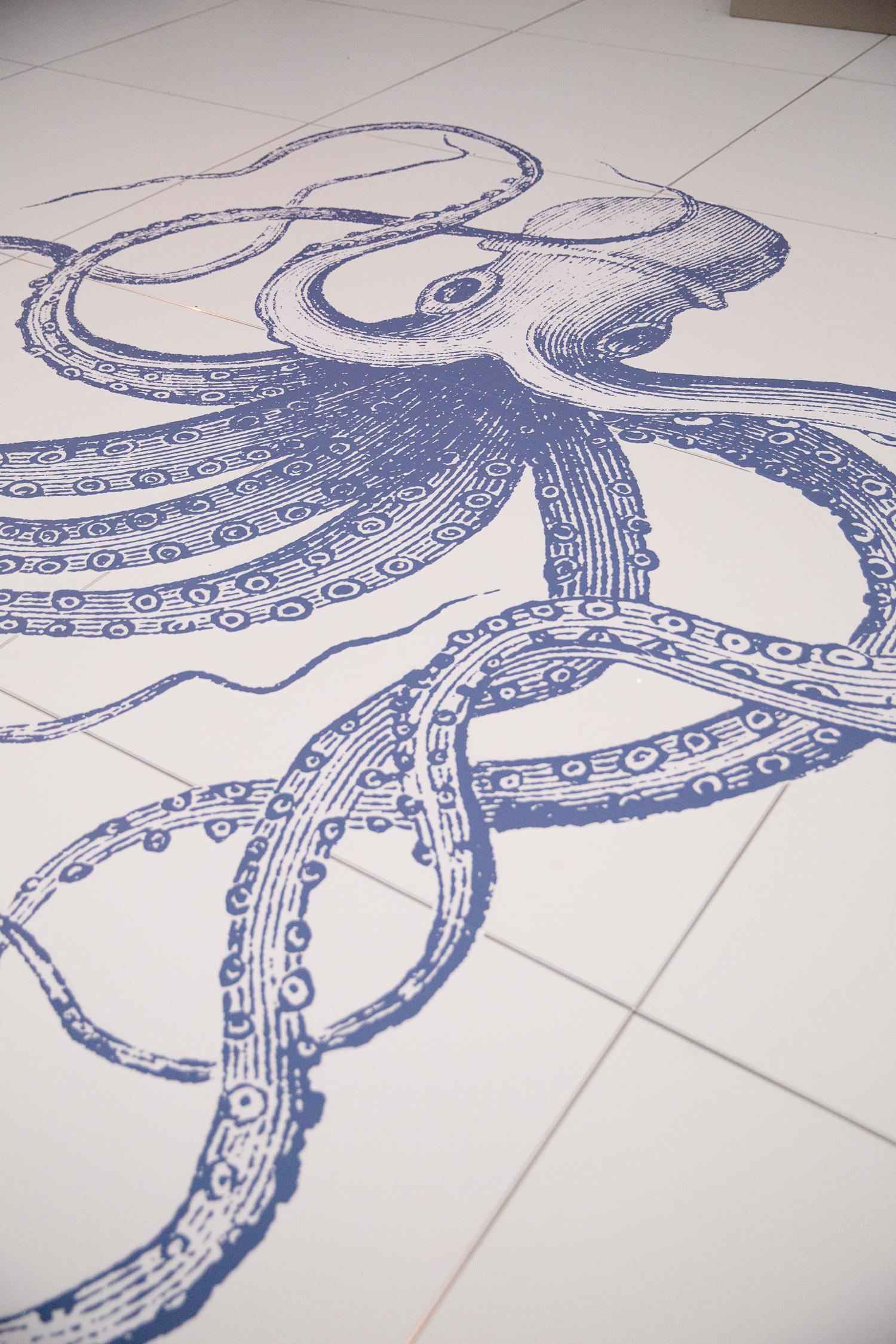 dance floor octopus