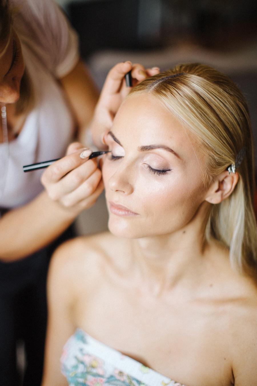 makeup basics m and j photo