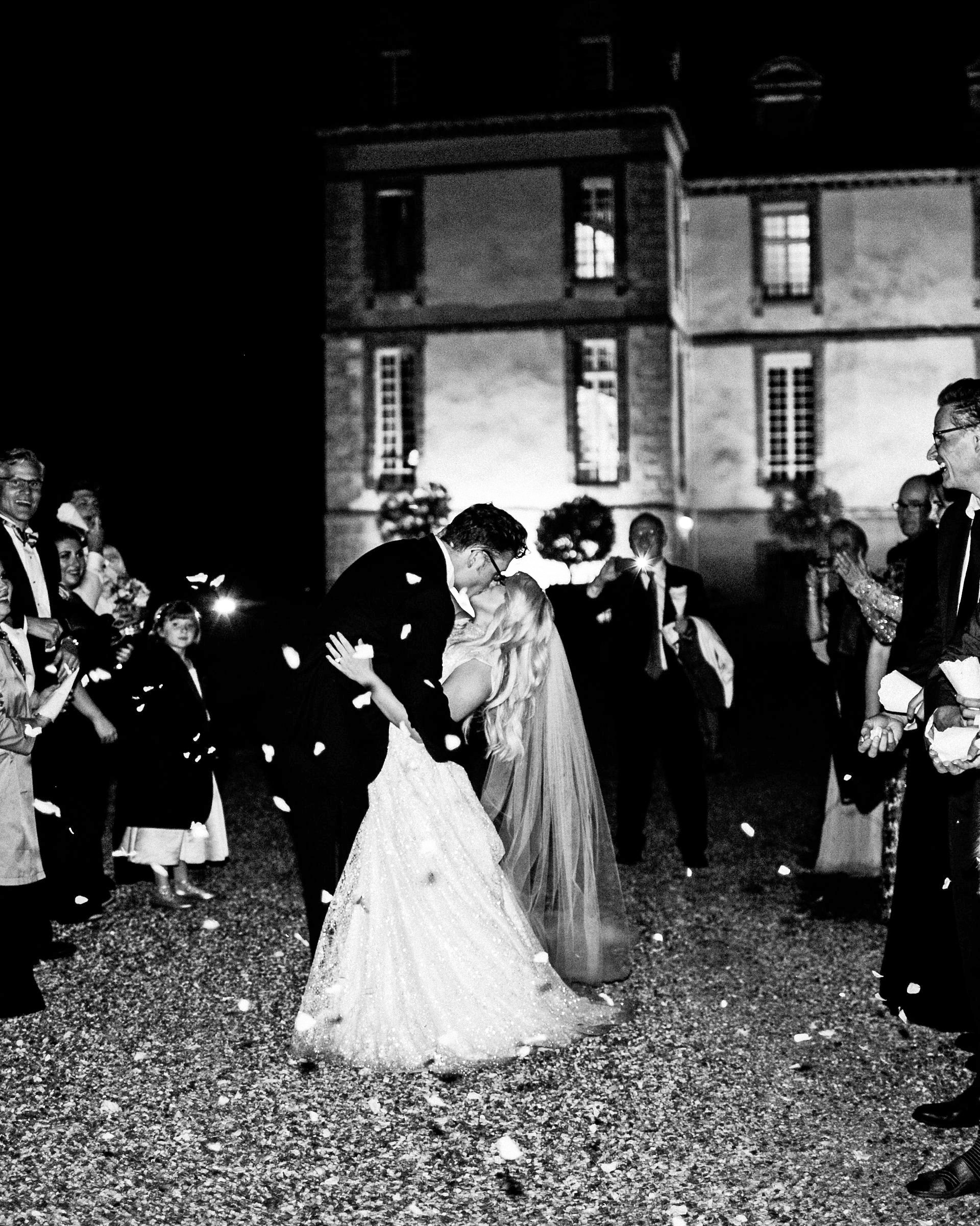 rachael cameron wedding sendoff