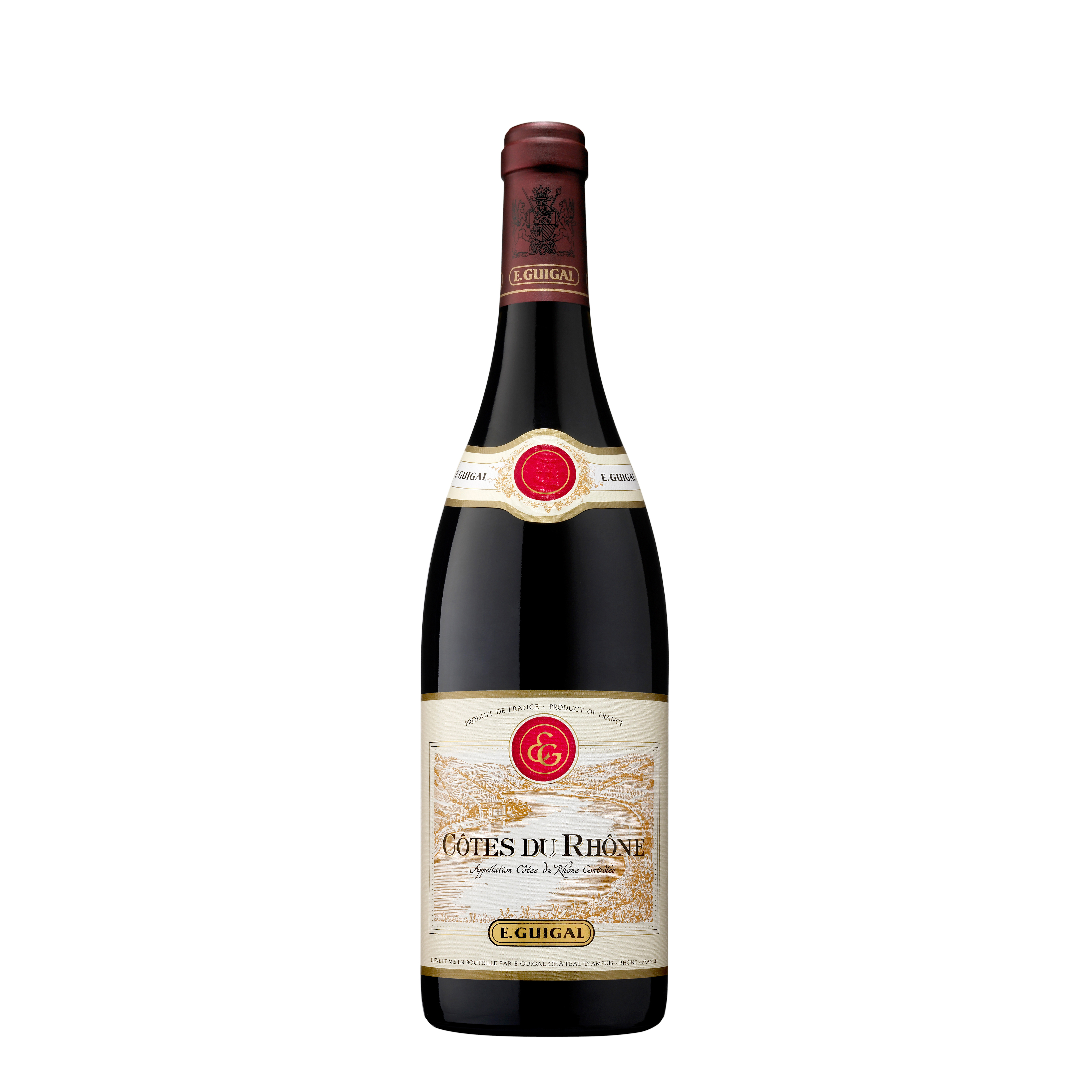 red wine cotes du rhone