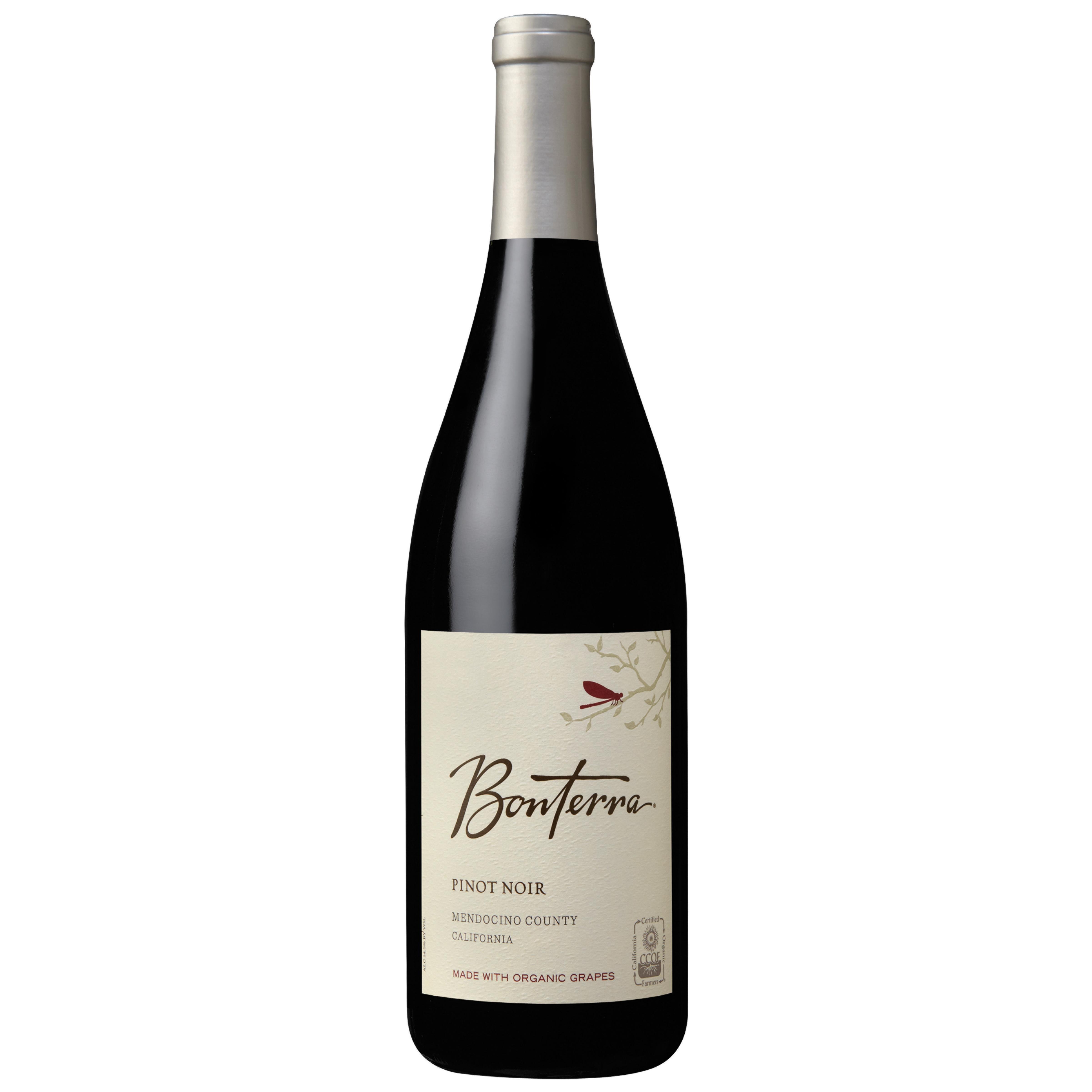 bonterra red wine