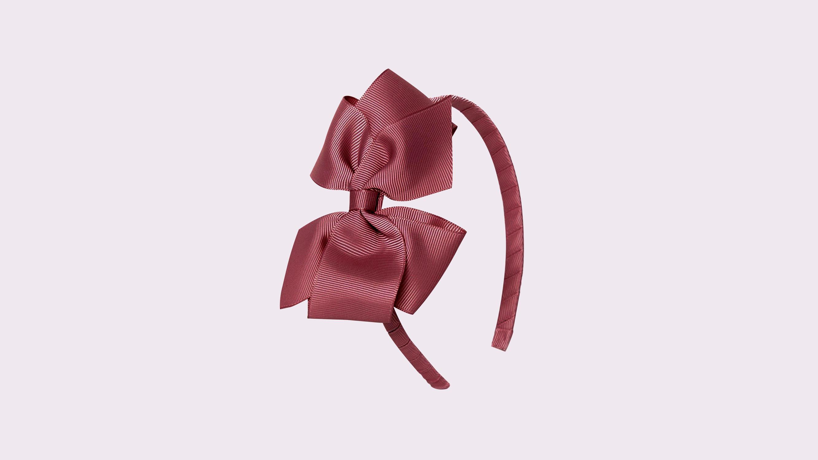 Pepa and Company Big Bow Headband