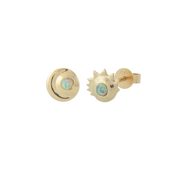 celestial earrings