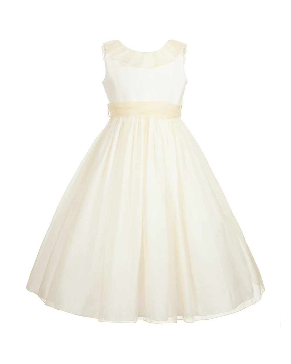 24 Yellow Flower Girl Dresses That Are Perfect for Any